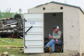 safe sheds inc above ground tornado