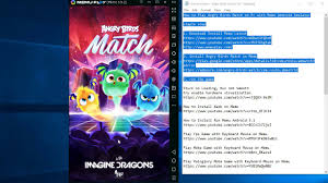 How to Play Angry Birds Match on Pc with Memu Android Emulator ...