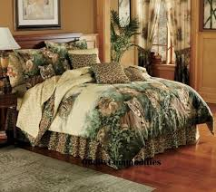 wildlife king size bedding animal