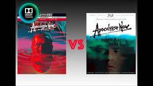 ▷ Comparison of Apocalypse Now 4K (4K DI) Dolby Vision vs Regular ...