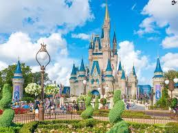 magic kingdom wallpapers top free
