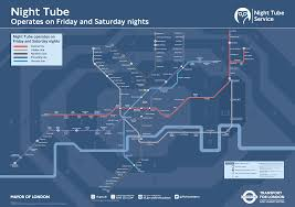 the night transport for london