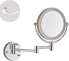 shaving mirror wall mounted 8 5 inch