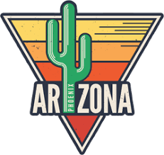 High Quality Arizona Car Stickers And Decals