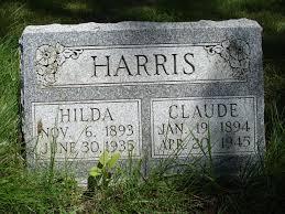 Claude Byron Harris (1894-1945) - Find A Grave Memorial