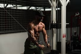 the superman chest and arms workout