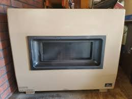 wall furnace lp gas heater