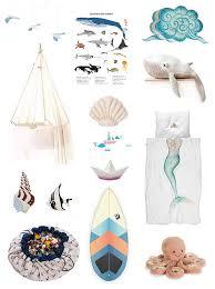 Kids Bedroom Decor Under The Sea