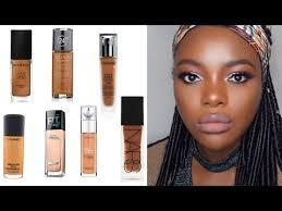 best foundations for dark skin top 6