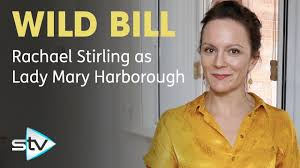 Rachael Stirling On What We Can Expect From New Role | Wild Bill - YouTube