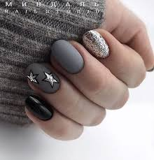 cly stylish short nail art designs