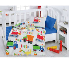 crib bedding baby boys 4pcs bedding set