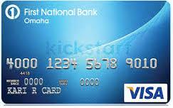 first national bank of omaha credit card