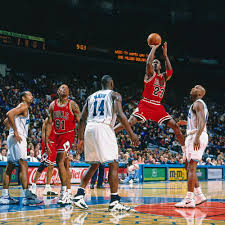 Michael Jordan Documentary at 9 p.m. ET ...