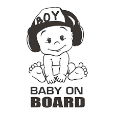 Car Sticker Baby On Board Funny Decal Stickers For Car Funny Ussr Car Styling Auto Sticker And For Windows Body Decoaration Car Stickers Aliexpress