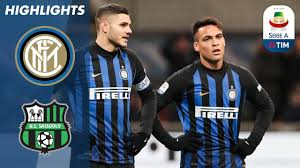 Inter 0-0 Sassuolo   Inter Held to Poor Goalless Draw