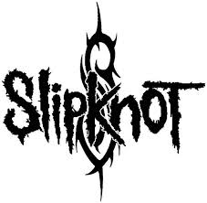 Amazon Com Dan S Decals Slipknot Logo Decal Sticker H 6 By L 6 5 Inches White Red Black Silver Blue Yellow Or Brown Automotive