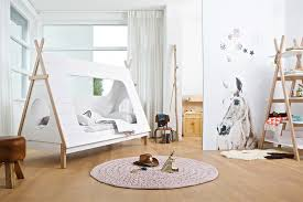 Teepees In The Bedroom 26 Kids Bedrooms With An Adventurous Camping Feel Home Design Lover