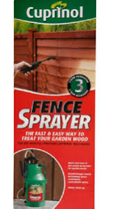 Cuprinol Fence Sprayer Quick And Easy To Use Pump Up Sprayer For Garden Wood Ebay