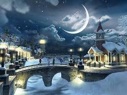 animated snow desktop wallpaper