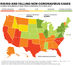 Coronavirus cases spike in Arizona ...