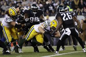 Packers: Aaron Ripkowski making a name — and face — for himself ...