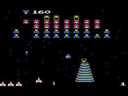 galaga gameplay arcade 1981 you