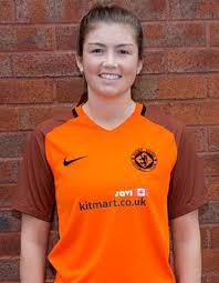 Megan Burns   Dundee United Football Club