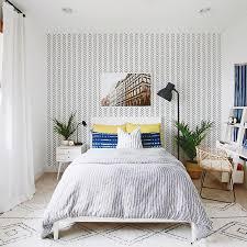 Scandinavian Design Arrow Wallpaper For Baby Room Interior By Livettes