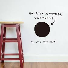 Hole To Another Universe Wall Decals Wall Stickers For Kids Rooms Mia Amp Stitch