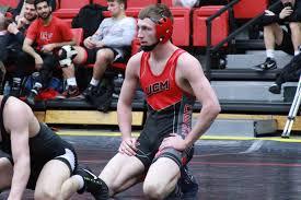 Aaron Baker - Wrestling - University of Central Missouri Athletics