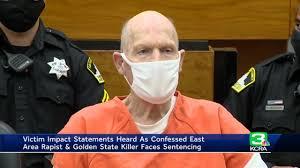 Survivors face Joseph DeAngelo during sentencing hearing