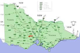 Postcode map Victoria - Postcodes ...