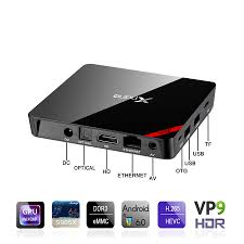 2017 Hot sales X96 Pro Xnano S905X 2g 16g firmware update v88 android smart  tv box With Good Quality Android 6.0 TV Box - android smart tv box  supplier, 4K Full hd