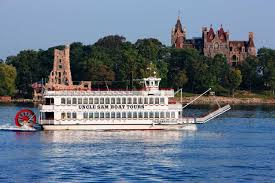 boat tours in thousand islands offer