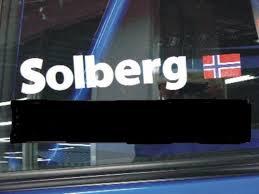 Solberg Petter Solberg Rally Race Car Window Sticker Decal Etsy