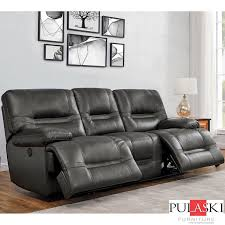 greyather reclining sofa living room