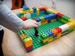 Compañía propone construir edificios con bloques de LEGO ...