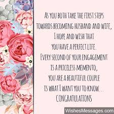 engagement wishes and quotes congratulations for getting engaged