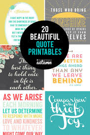 gorgeous printable quotes inspirational quote prints
