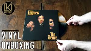 Fugees – The Score Vinyl Unboxing
