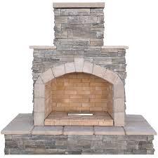 cultured stone propane natural gas