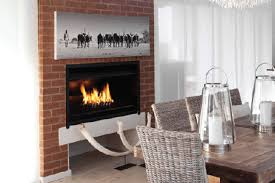 traditional built in fireplaces