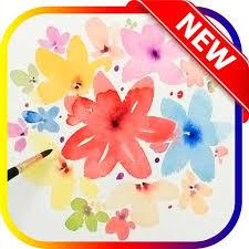 flower painting ideas aplikasi di google play