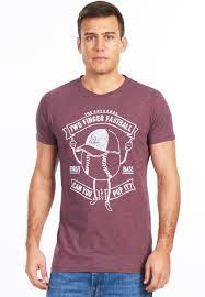 fastball crew neck tshirt