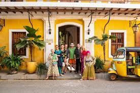 Who's in The Real Marigold Hotel 2020 ...