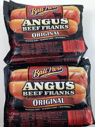 ball park angus beef franks dudefoods