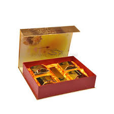 packaging portable corrugated gift box