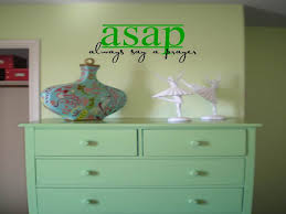 Asap Always Say A Prayer Vinyl Quote Lettering Touch Of Beauty Designs Custom Wall Decals