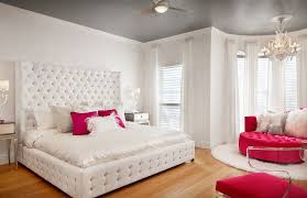 Austin Chandelier For Girls Kids Contemporary With Girly Bedrooms Wall Decals Tufted Headboard